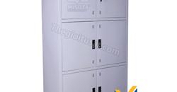 Sự tiện ích từ tủ locker 6 ngăn LK06