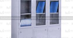 Tủ sắt hồ sơ 3 buồng – tiện ích nhân 3