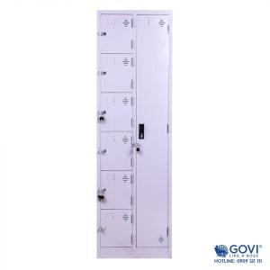 Tủ locker sắt 7 ngăn LK7C2