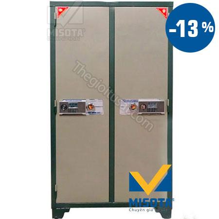 Tủ bảo mật 2 cánh khóa điện tử BMDT01