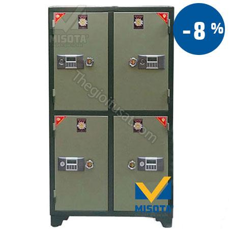 Tủ bảo mật 4 cánh điện tử BMDT04