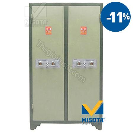 Tủ bảo mật 2 cánh khóa cơ BMKC01
