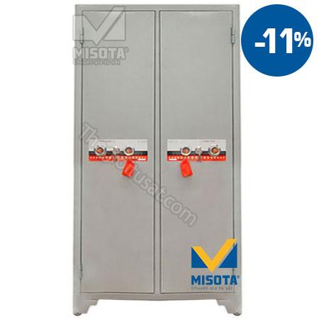 Tủ bảo mật khóa cơ 2 cánh BMKC02