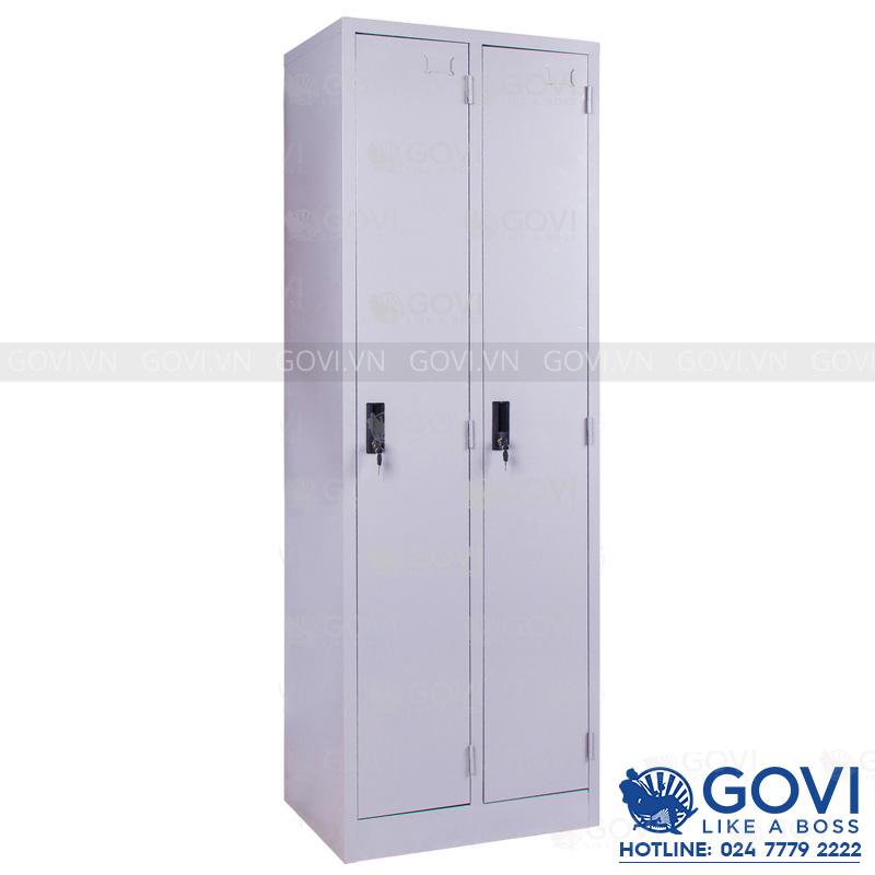 Tủ sắt đựng quần áo QA01D