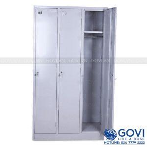 Tủ sắt quần áo QA02