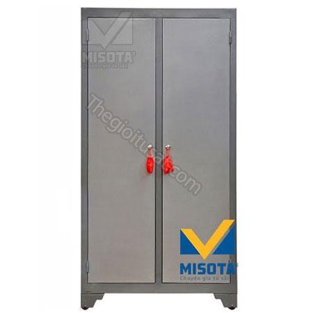 Tủ bảo mật 2 cánh – 8 ngăn TBM01