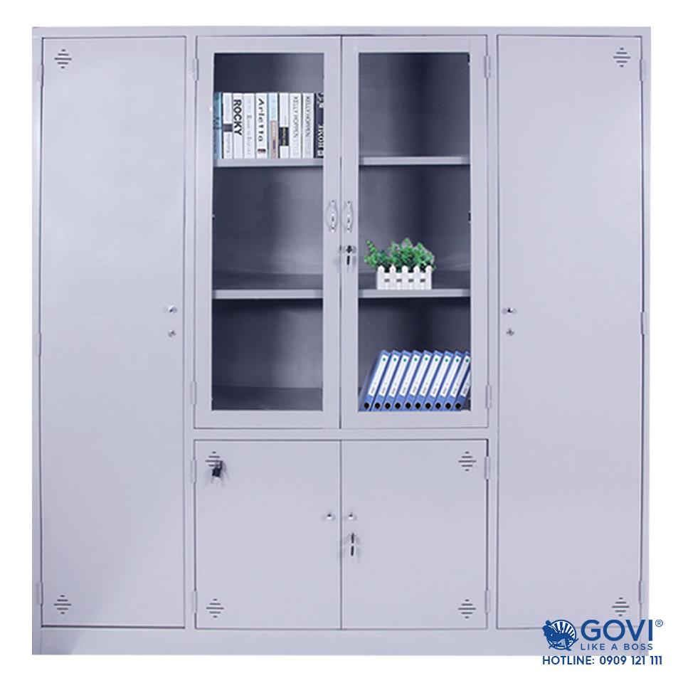 Tủ tài liệu sắt TL06