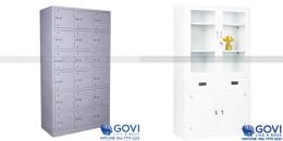Chuyên sản xuất phân phối tủ sắt đựng đồ toàn Miền Bắc – GOVI