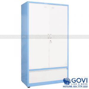 Tủ sắt quần áo QA01K-X