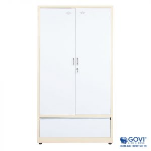 Tủ sắt quần áo QA01K-V