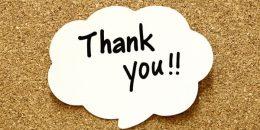Misota – Thế giới tủ sắt kính gửi lời cảm ơn tới quý khách hàng