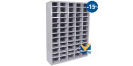 Mẫu tủ locker sắt 30 ngăn có đặc điểm và ứng dụng như thế nào