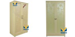 Bạn nên chọn tủ sắt đựng quần áo có 2 ngăn hay 3 ngăn