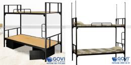 Vệ sinh giường tầng sắt đảm bảo độ bền cho sản phẩm