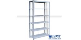 Cấu tạo sản phẩm giá sách sắt GS1A GOVI