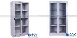 Tủ hồ sơ hai cánh bốn tầng bán chạy tại thegioitusat GOVI