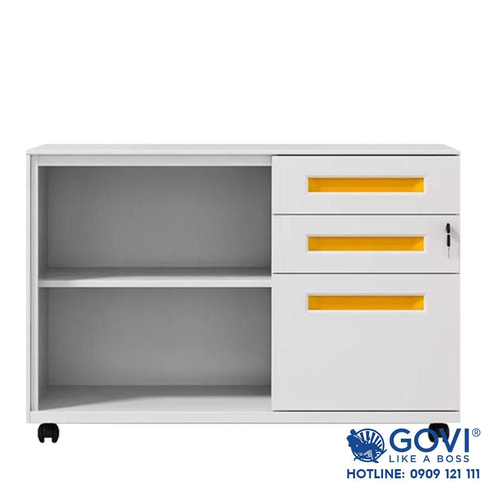 Tủ phụ kim loại giám đốc TPK03