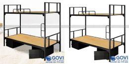 Giới thiệu mẫu giường tầng sắt sinh viên GT40-DH
