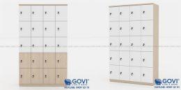 Những mẫu tủ locker gỗ bán chạy nhất trên thị trường