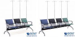 Ứng dụng mẫu ghế băng chờ ấn tượng GC13 trong cuộc sống