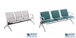 Tìm hiểu chất liệu chủ yếu sản xuất ghế băng chờ hiện nay