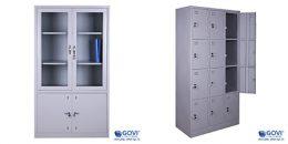 Ứng dụng rộng rãi của tủ locker