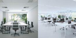 Tổng quan thiết kế nội thất văn phòng theo phong cách hiện đại