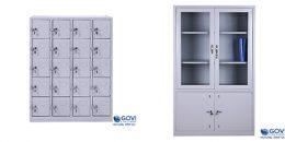 Tủ locker sắt và sự cần thiết tại các trường học