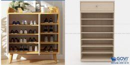 5 kinh nghiệm chọn mua tủ giày chất lượng