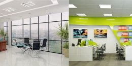 Gợi ý các mẫu thiết kế nội thất văn phòng đẹp