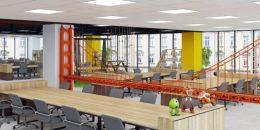 5 Mẫu thiết kế văn phòng công ty lĩnh vực IT