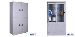 Tủ hồ sơ khóa bảo mật giúp lưu trữ tài liệu, hồ sơ đảm bảo an toàn