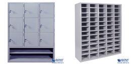 Giới thiệu một số mẫu tủ sắt đựng đồ cá nhân, trường học, khu công nghiệp