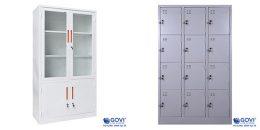 5 ưu điểm của mẫu tủ sắt hồ sơ Govi