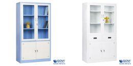 Dẹp bỏ nỗi lo văn phòng bừa bộn nhờ tủ sắt văn phòng của Govi