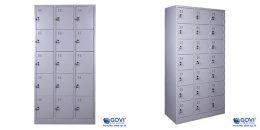 Tủ locker 12 ngăn: một trong những sản phẩm làm nên thương hiệu của Govi