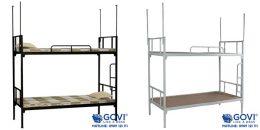 Mẫu giường sắt hiện đại tiện nghi nhất hiện nay của Govi